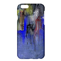Hazy City Abstract Design Apple Iphone 6 Plus Hardshell Case