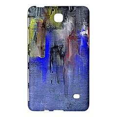 Hazy City Abstract Design Samsung Galaxy Tab 4 (8 ) Hardshell Case