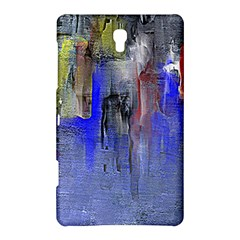 Hazy City Abstract Design Samsung Galaxy Tab S (8.4 ) Hardshell Case