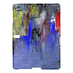 Hazy City Abstract Design Samsung Galaxy Tab S (10.5 ) Hardshell Case