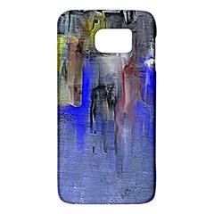 Hazy City Abstract Design Galaxy S6