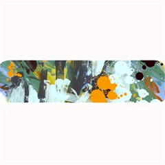 Abstract Country Garden Large Bar Mats