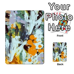 Abstract Country Garden Multi-purpose Cards (Rectangle)