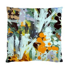 Abstract Country Garden Standard Cushion Case (one Side)
