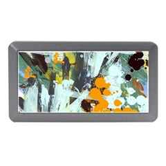 Abstract Country Garden Memory Card Reader (Mini)