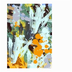 Abstract Country Garden Small Garden Flag (Two Sides)