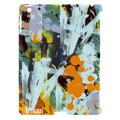 Abstract Country Garden Apple Ipad 3/4 Hardshell Case (compatible With Smart Cover)
