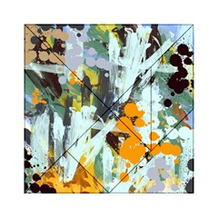 Abstract Country Garden Acrylic Tangram Puzzle (6  x 6 )