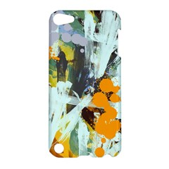 Abstract Country Garden Apple Ipod Touch 5 Hardshell Case