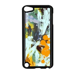 Abstract Country Garden Apple iPod Touch 5 Case (Black)