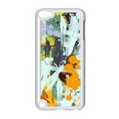 Abstract Country Garden Apple Ipod Touch 5 Case (white)