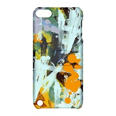Abstract Country Garden Apple Ipod Touch 5 Hardshell Case With Stand