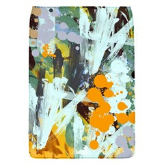 Abstract Country Garden Flap Covers (S)