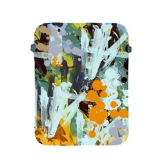 Abstract Country Garden Apple iPad 2/3/4 Protective Soft Cases