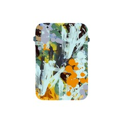 Abstract Country Garden Apple iPad Mini Protective Soft Cases