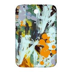 Abstract Country Garden Samsung Galaxy Note 8 0 N5100 Hardshell Case