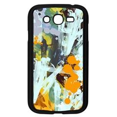 Abstract Country Garden Samsung Galaxy Grand Duos I9082 Case (black)