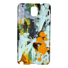 Abstract Country Garden Samsung Galaxy Note 3 N9005 Hardshell Case