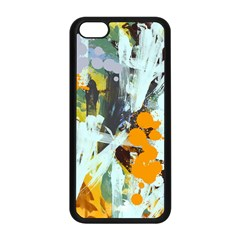 Abstract Country Garden Apple iPhone 5C Seamless Case (Black)
