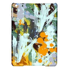 Abstract Country Garden Ipad Air Hardshell Cases