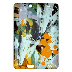 Abstract Country Garden Kindle Fire Hd (2013) Hardshell Case
