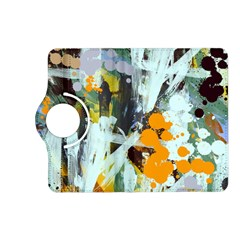 Abstract Country Garden Kindle Fire HD (2013) Flip 360 Case