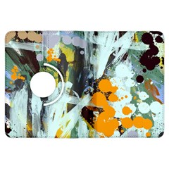 Abstract Country Garden Kindle Fire Hdx Flip 360 Case