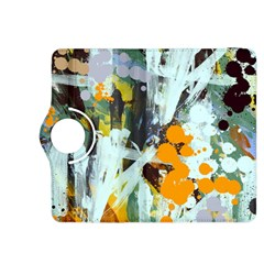 Abstract Country Garden Kindle Fire Hdx 8 9  Flip 360 Case