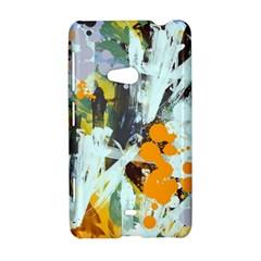 Abstract Country Garden Nokia Lumia 625