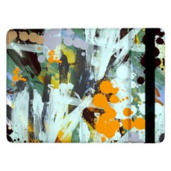 Abstract Country Garden Samsung Galaxy Tab Pro 12.2  Flip Case