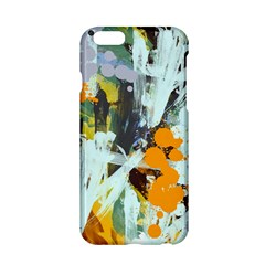 Abstract Country Garden Apple iPhone 6 Hardshell Case