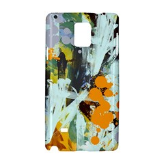 Abstract Country Garden Samsung Galaxy Note 4 Hardshell Case