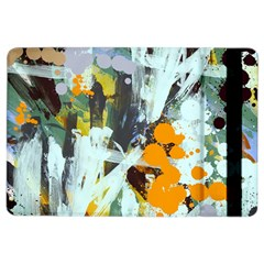 Abstract Country Garden iPad Air 2 Flip