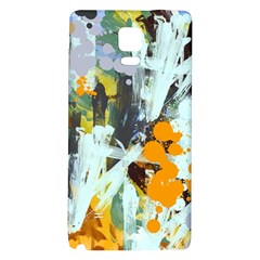 Abstract Country Garden Galaxy Note 4 Back Case