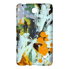Abstract Country Garden Samsung Galaxy Tab 4 (7 ) Hardshell Case