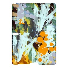 Abstract Country Garden Samsung Galaxy Tab S (10.5 ) Hardshell Case