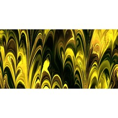 Fractal Marbled 15 YOU ARE INVITED 3D Greeting Card (8x4)