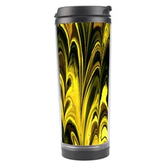 Fractal Marbled 15 Travel Tumblers