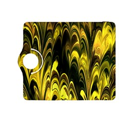 Fractal Marbled 15 Kindle Fire HDX 8.9  Flip 360 Case