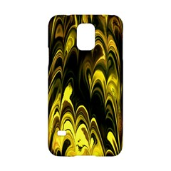 Fractal Marbled 15 Samsung Galaxy S5 Hardshell Case