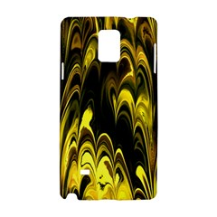 Fractal Marbled 15 Samsung Galaxy Note 4 Hardshell Case