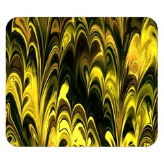Fractal Marbled 15 Double Sided Flano Blanket (Small)