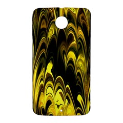 Fractal Marbled 15 Nexus 6 Case (White)
