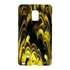Fractal Marbled 15 Galaxy Note Edge