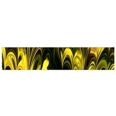 Fractal Marbled 15 Flano Scarf (small)