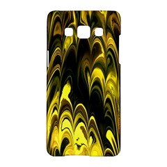 Fractal Marbled 15 Samsung Galaxy A5 Hardshell Case