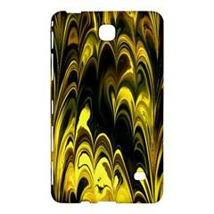 Fractal Marbled 15 Samsung Galaxy Tab 4 (8 ) Hardshell Case