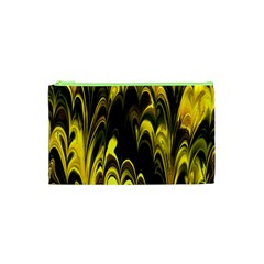 Fractal Marbled 15 Cosmetic Bag (xs)