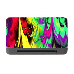 Fractal Marbled 14 Memory Card Reader With Cf