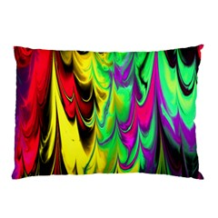 Fractal Marbled 14 Pillow Cases (Two Sides)